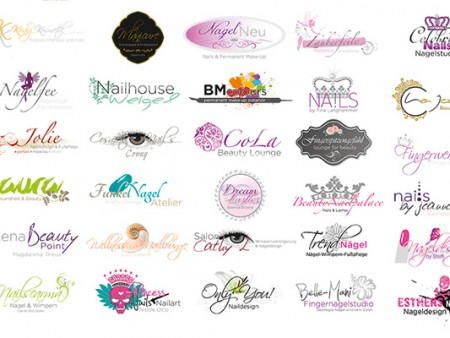 Logodesign Nagelstudio