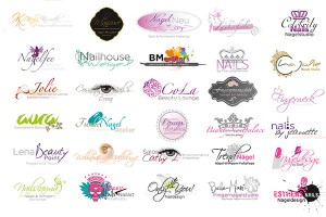 Logodesign Nagelstudio