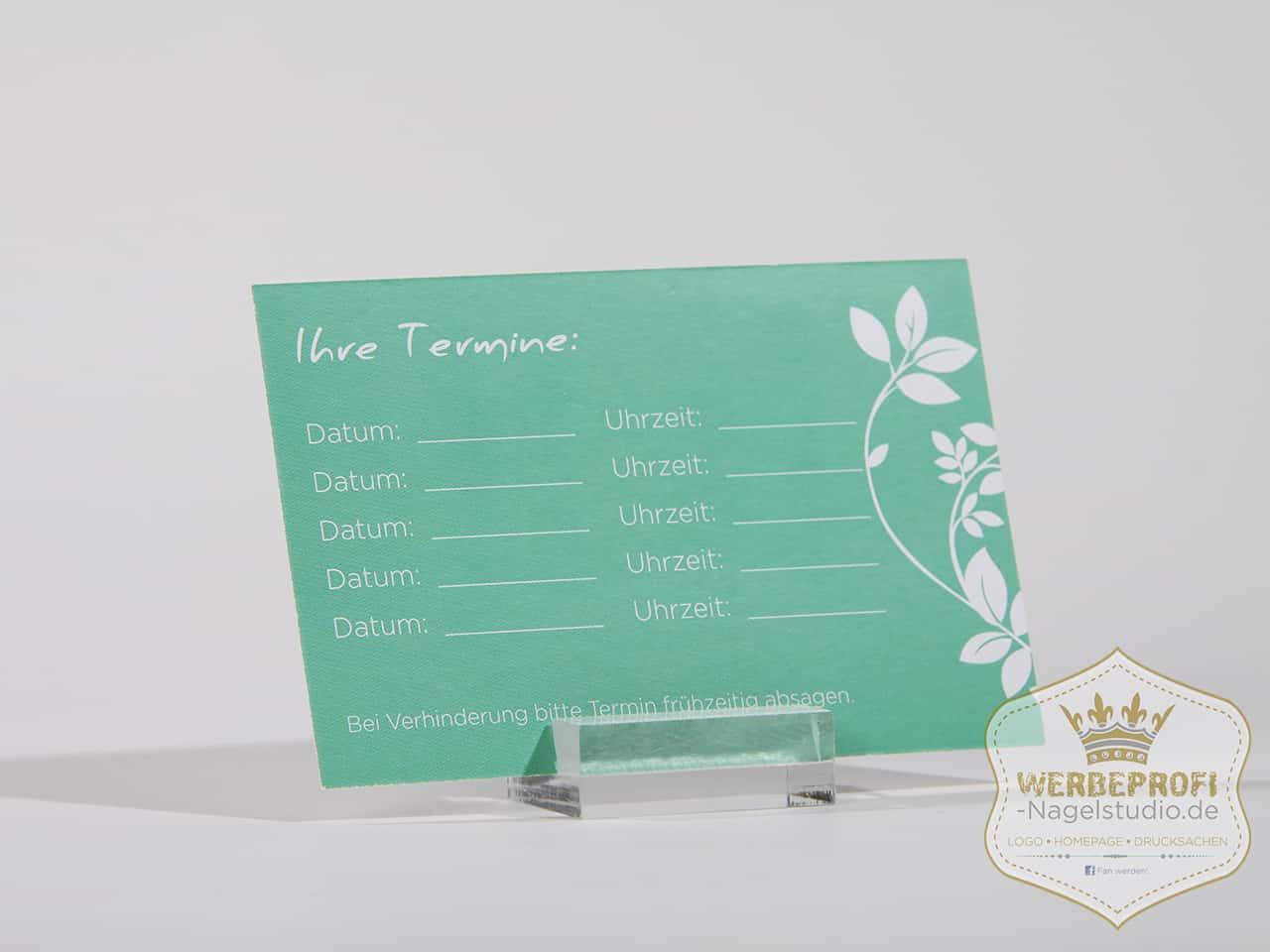 Visitenkarten Premium