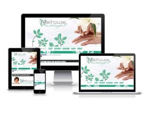 Homepage Nagelstudio
